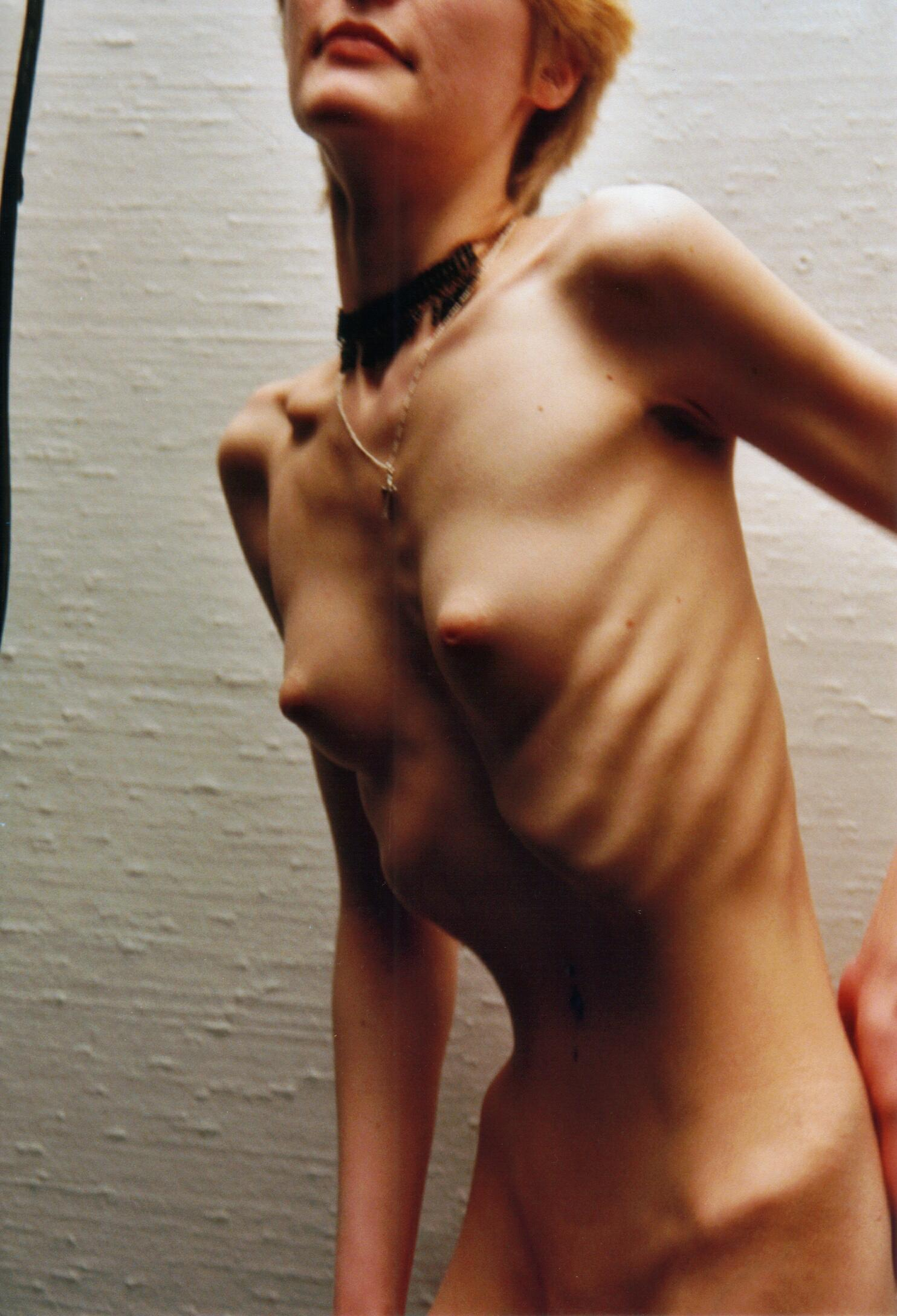 from Ishaan nude anorexic sex pics